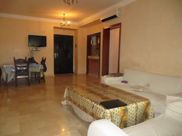 Appartement meublé à louer - LM106