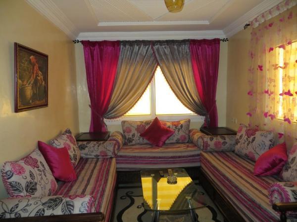 Appartement meublé à louer - LM127