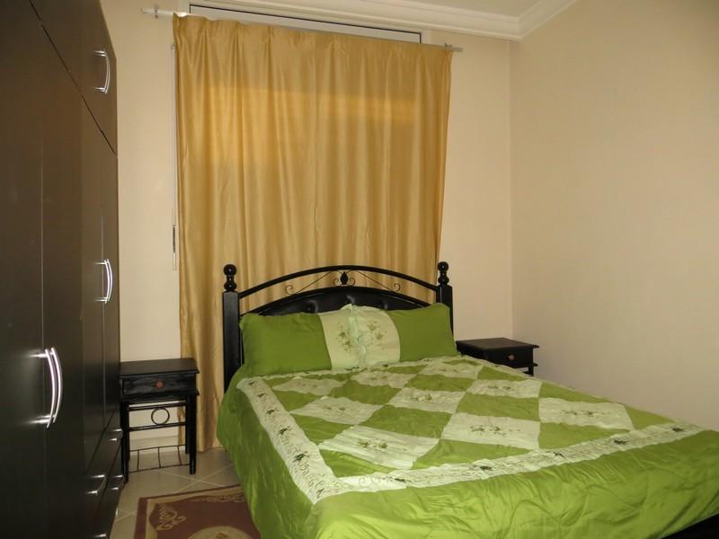 Appartement meublé avec parking sous sol - LM137