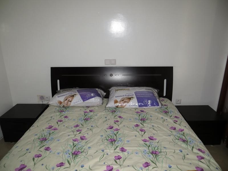 Appartement meublé au centre d'agadir - LM198