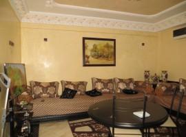 Appartement au Rdc - VA228
