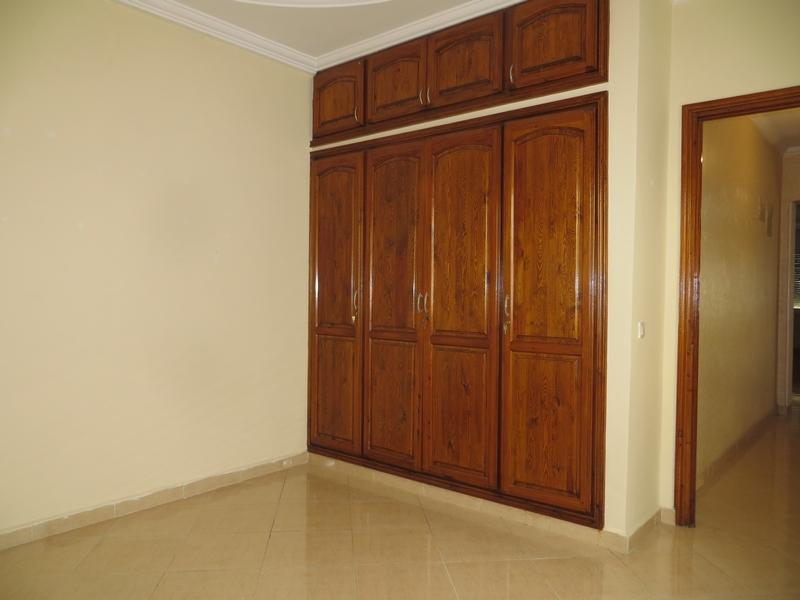 Appartement vide riad salam - LV233