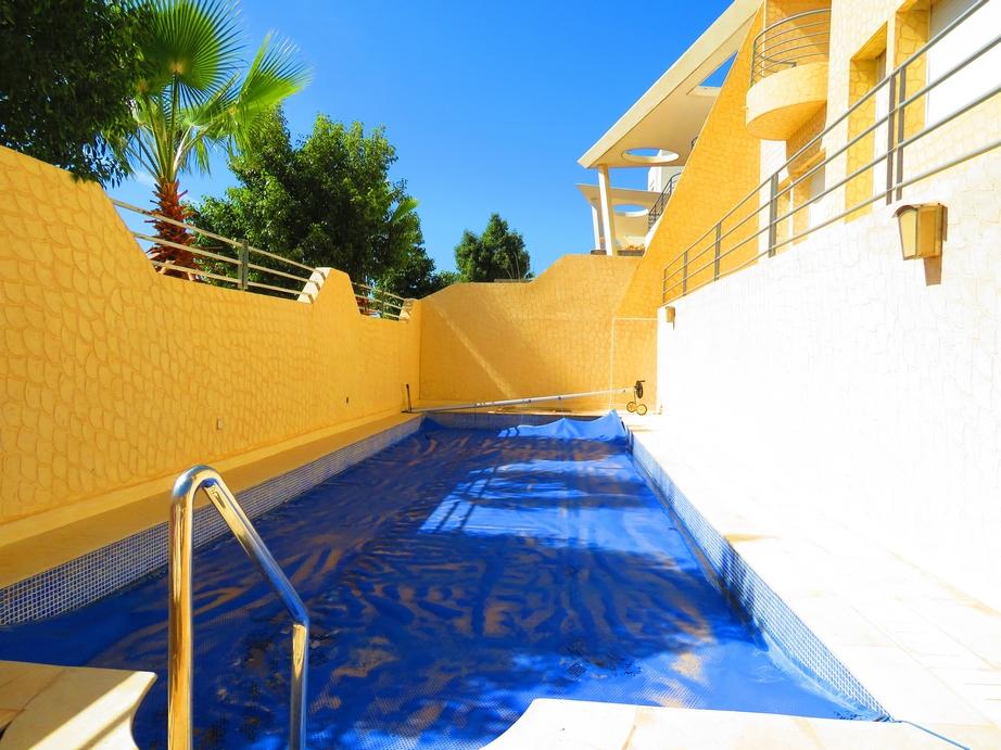 Villa avec piscine a agadir w248 agadir immo plus for Villa a louer agadir avec piscine
