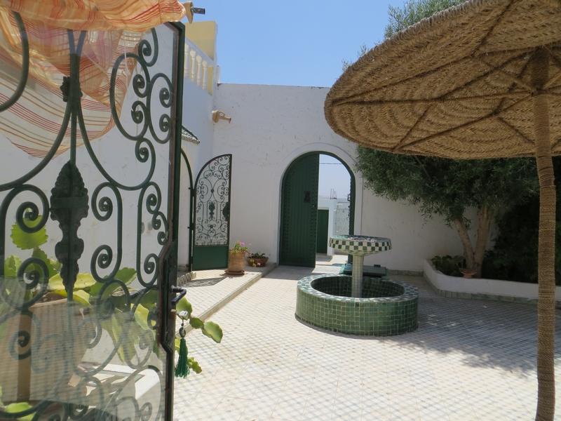 Riad a Agadir avec piscine - VR286