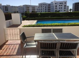 Appartement avec piscine - LM320