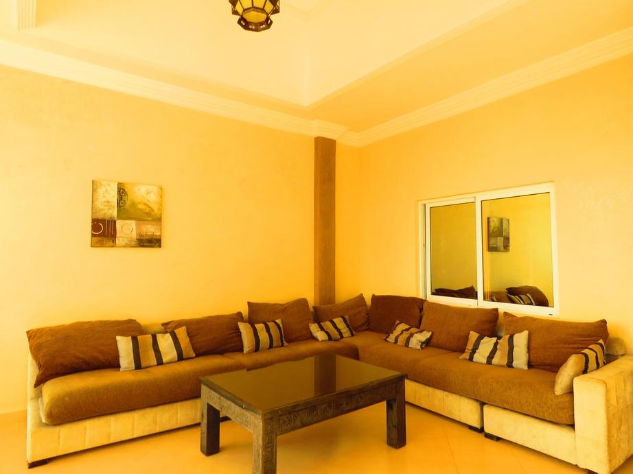 Villa meublée a imiouadar - LM333