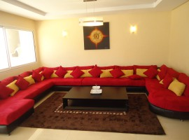 Grand appartement meublé a louer - LM138
