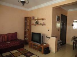 Appartement meublé avec parking sous sol - LM157