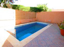 Villa meublée a imi ouaddar - LM333